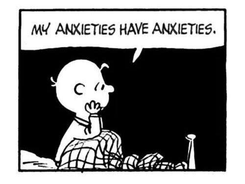 anxious about anxiety