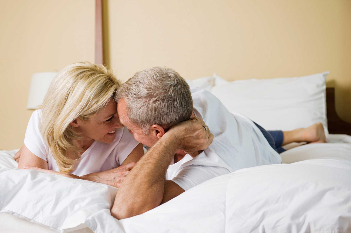 How to Stay Sexually Active as You Age