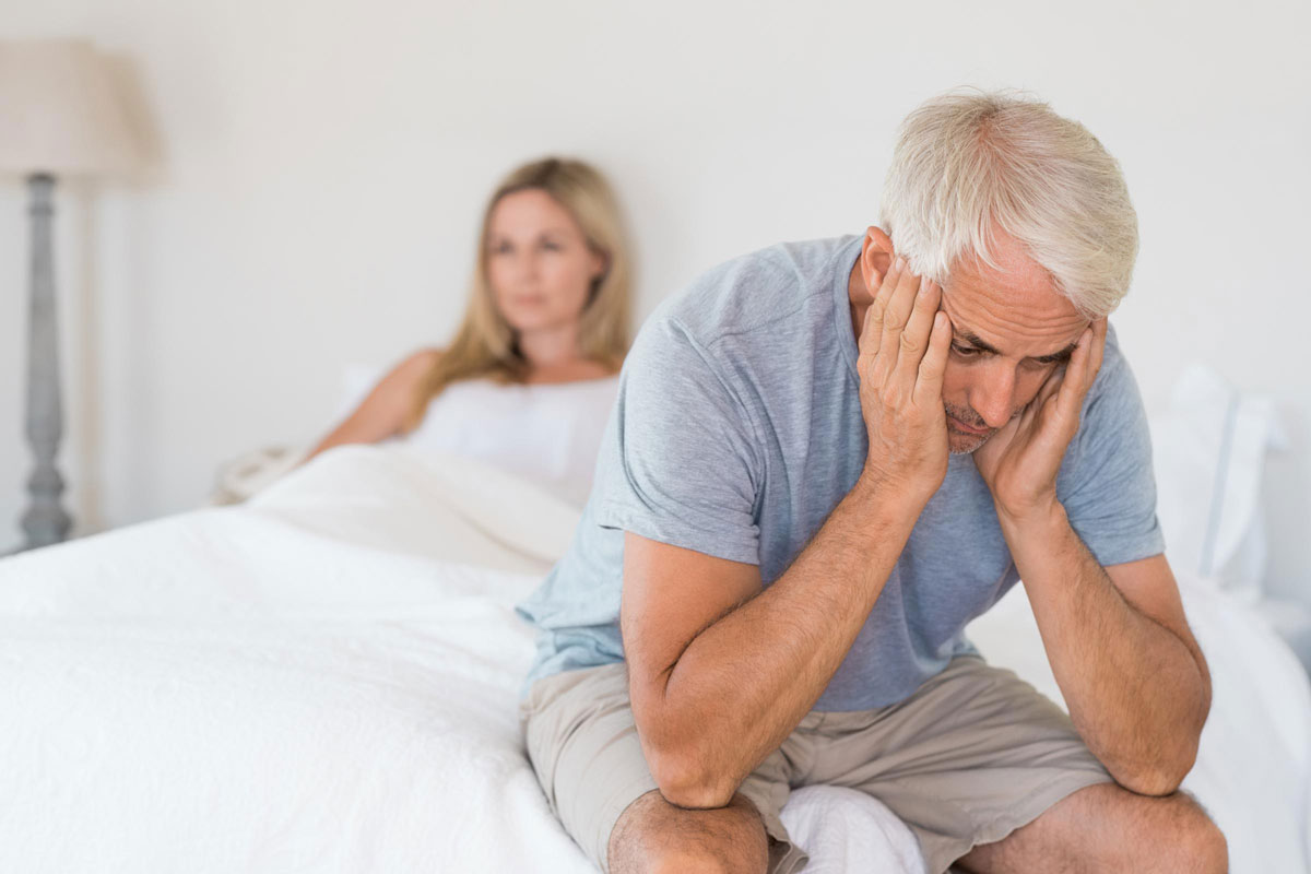 Will You Survive the Psychological Effects of Your Partner's Menopause?