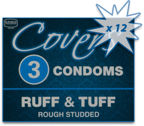 Ruff & Tuff Covers Condoms