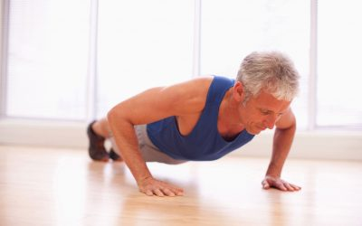 Exercise can improve men's sexual health