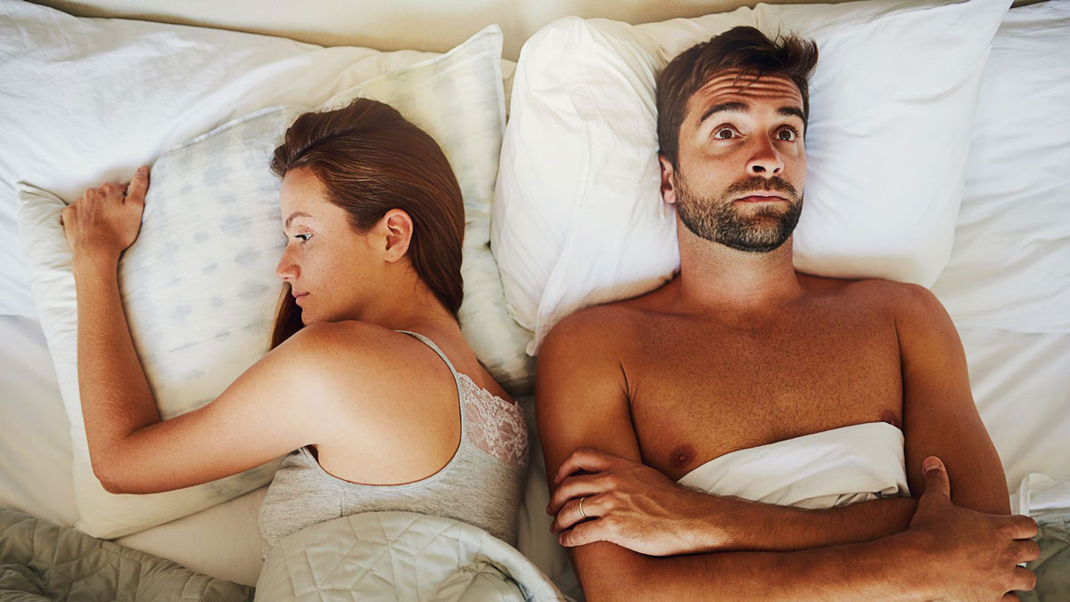 Health problems which may be sabotaging your sex life