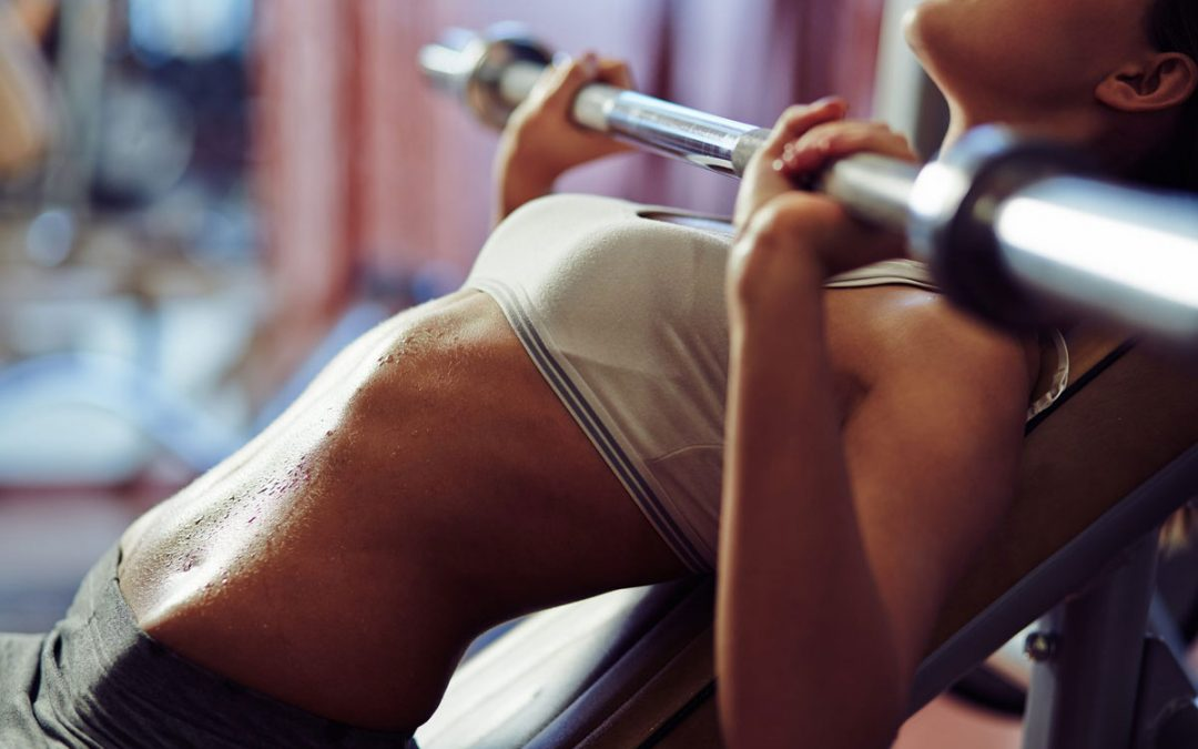 Regular exercise can help your sexuality